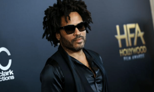 Lenny Kravitz Talks About His Inspiration for New Interior Design Project